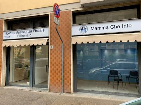 Mamma che info - Caf sede Firenze
